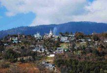 tawang town Arunachal Pradesh