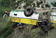 36 killed in Shimla bus accident in Rampur