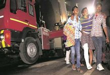Lucknow's King George's Medical University (KGMU) had a fire at the Trauma Center on Saturday night