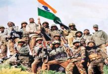 country Remembering to Kargil war martyr