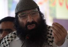Pakistan's open pole with Salahuddin's confession