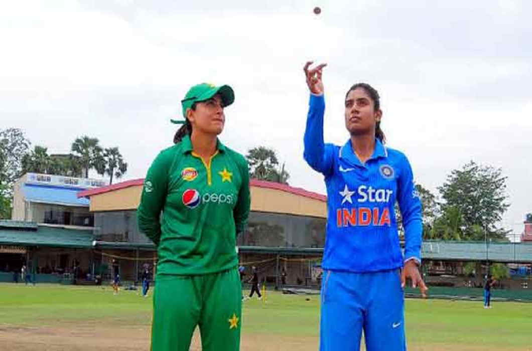 Women Indian Team Vs Pakistan