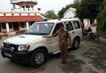 Lady Singham transferred,