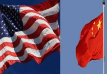 "China was angry to saw the US ship in ""South China Sea"", china Gave Threat Of war"