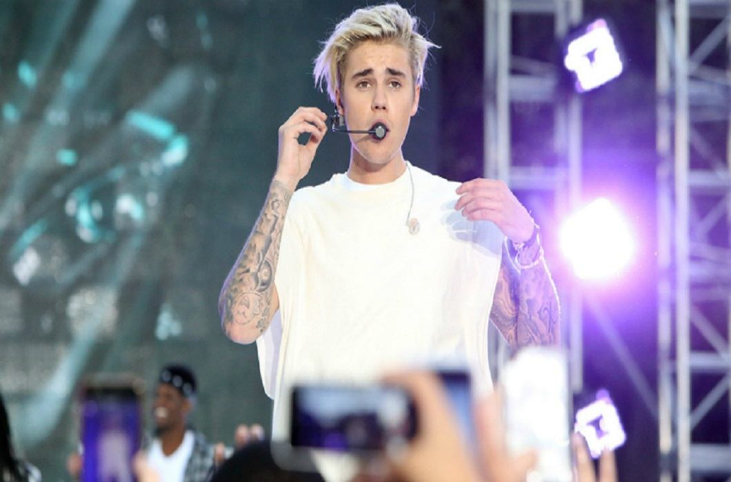 Justin Bieber bain in china, said Songs are not suitable for ears