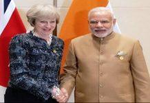 Modi-Theresa meet, talk about Mallya's return to India