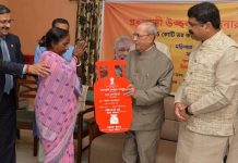 Modi's ujjawala yojana 50 percent completed, president joined the mission