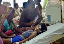 Till now 42 children died in the last 48 hours in BRD Hospital.