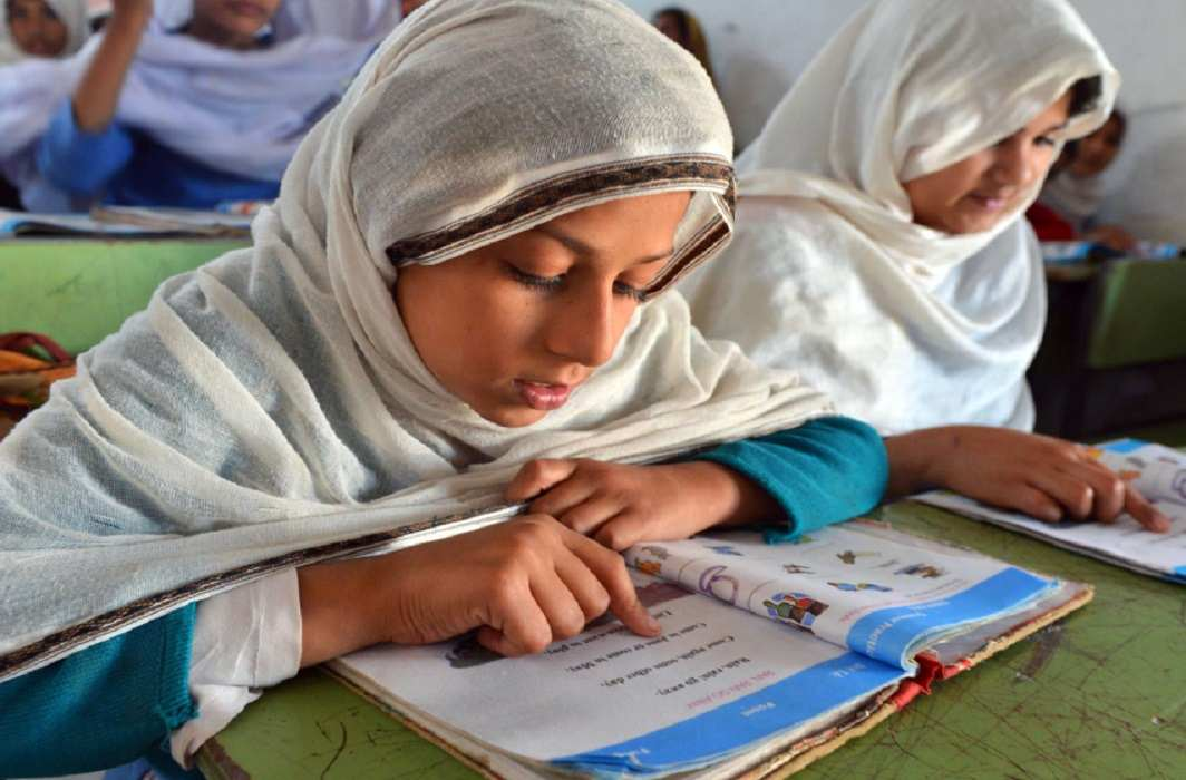 Pakistan is giving wrong education to his clildren