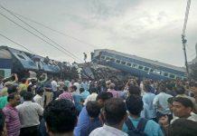 Rail accident in Muzaffarnagar, 20 killed, more than 50 injured
