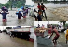 Many states including Bihar affected by heavy flood