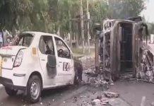 Baba Ram Rahim's devotees Violence in Delhi, including Punjab, Haryana and Rajasthan