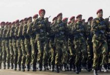 Indian Army will be major reform, deployment of 57 thousand Army personnel