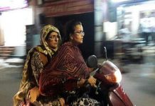 Kiran Bedi's reality check in Puducherry, wearing mask for inspection of Women's Security