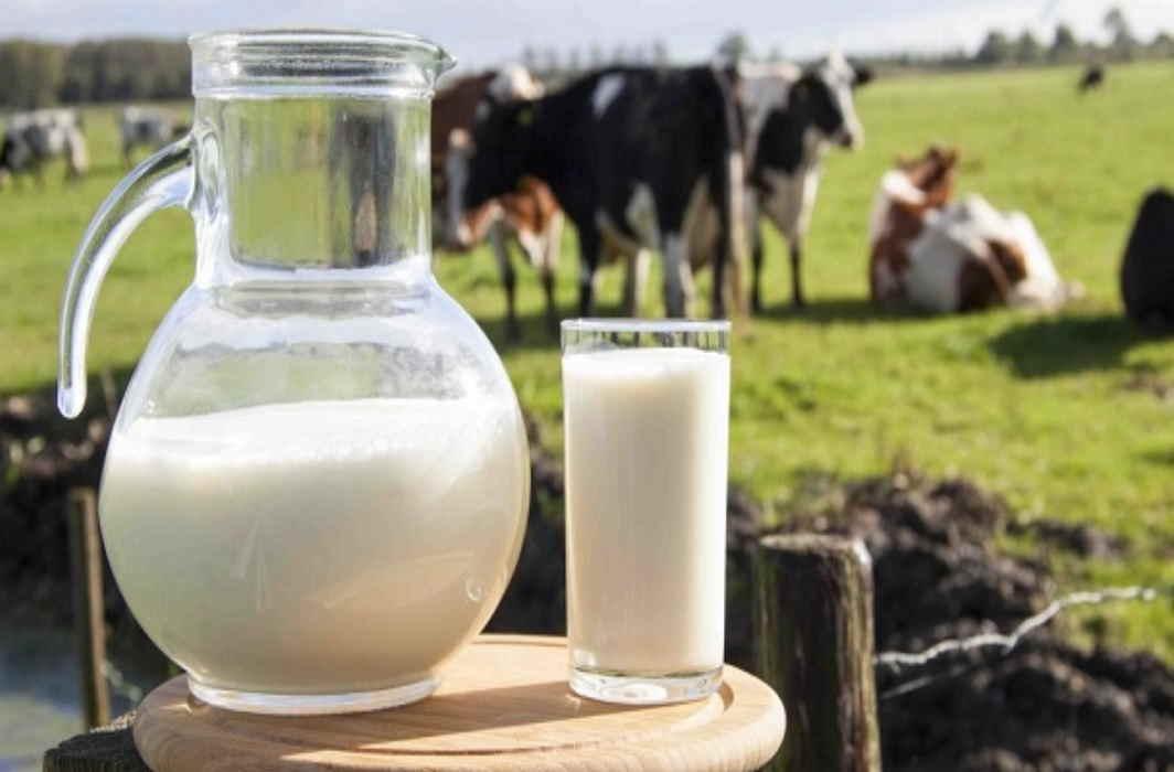 Adulteration of milk