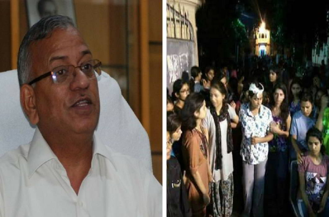 BHU administration is responsible for unrest; Tripathi has take charge as BHU VC