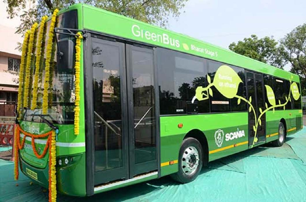 India's first Electric Goldstone bus gets green signal from Himachal Pradesh