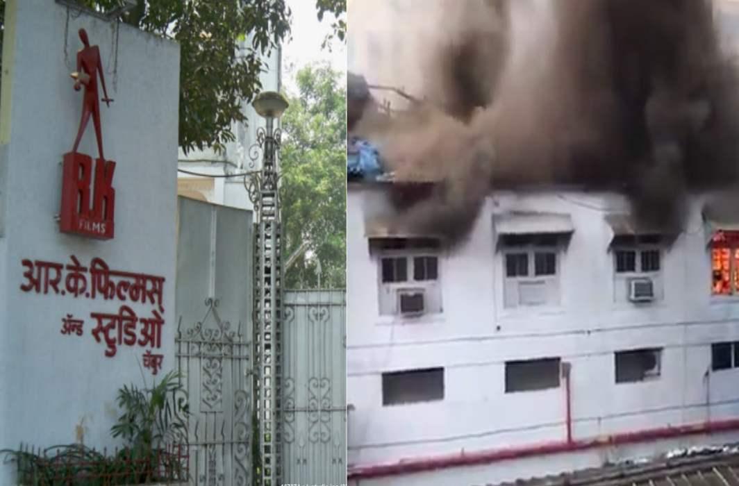 The fierce fires of RKstudio of Raj Kappur