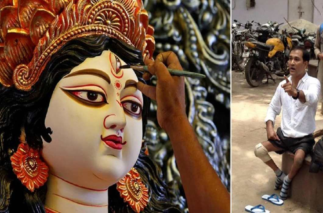 DU Professor's objectionable comment on Durga maa, controvercy started