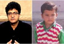 Prasun Joshi wrote poem for paying tribute to pradyuman and other children