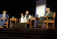 Rahul Gandhi delivered speech at the University of California
