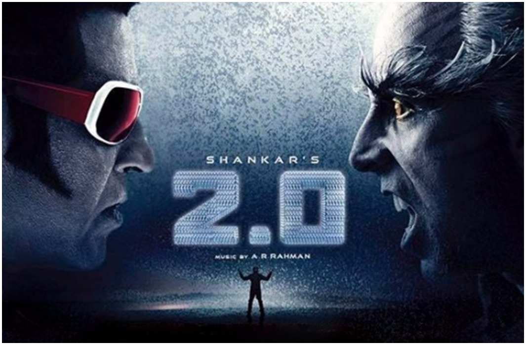3d technique in movies started from movie 2.0 of akshay kumar and rajnikant