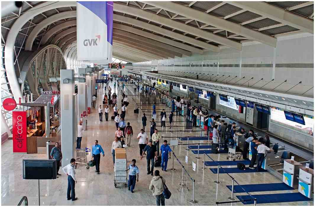 Bangalore is first airport in the country where the entry will be by aadhar card and now now you can get flight in 10 minutes