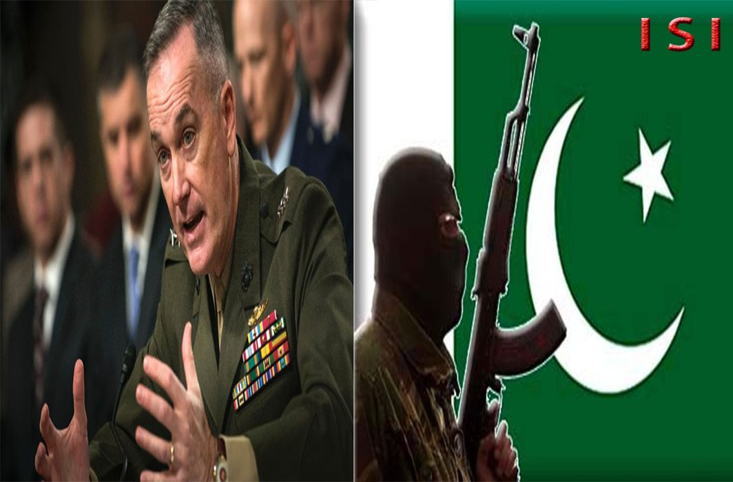 US admits that Pakistani intelligence agency ISI has links to terrorists