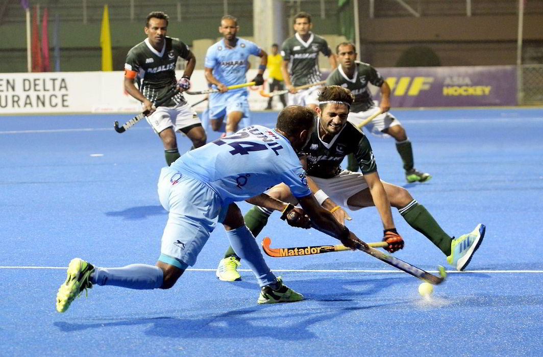 India ended 14 years of exile,India beat Pakistan 3-1 in Asia Cup
