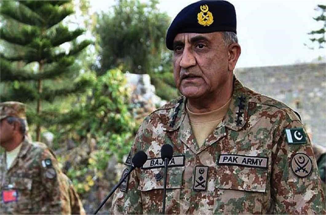 Pak army chief