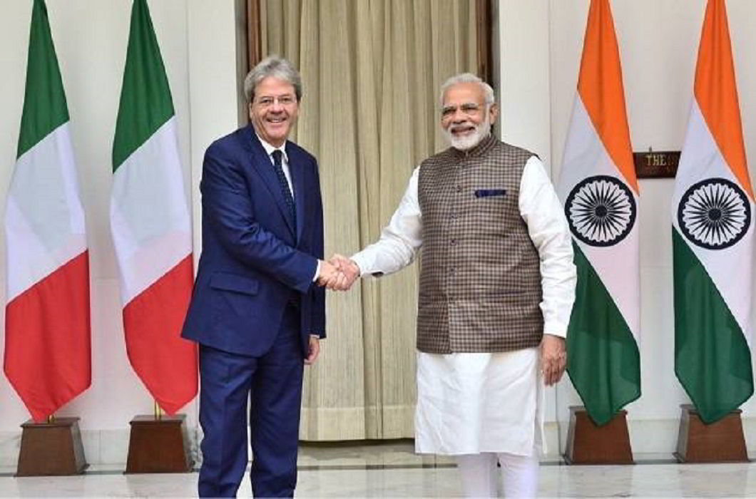 Italy's Prime Minister on India visits, talks on many matters