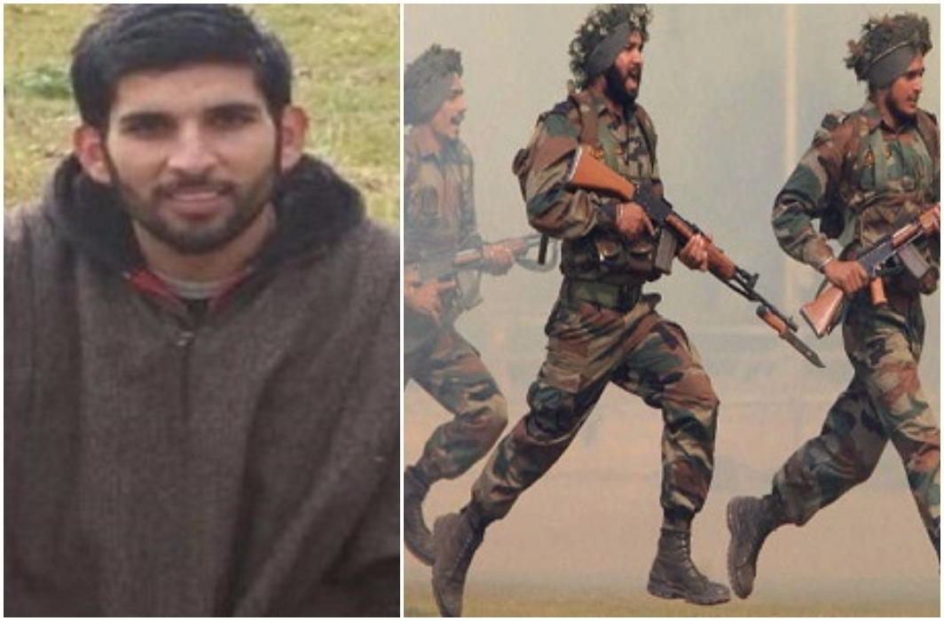 security forces have killed Operation Head Khalid of Jaish-e-Mohammed In Baramulla of Jammu and Kashmir