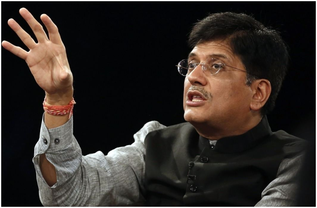 piyush goyal said railways to get $ 150 billion investment in next five years, vacancy up to 10 lakh jobs