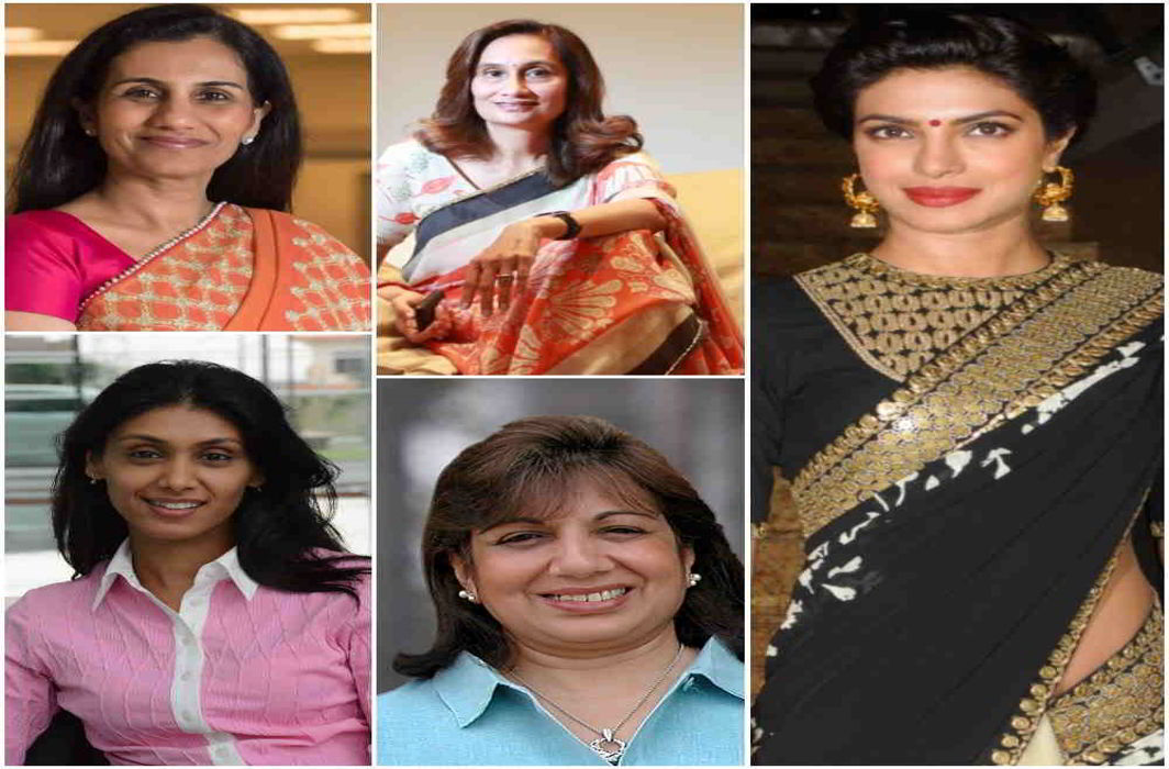 5 indian powerful women