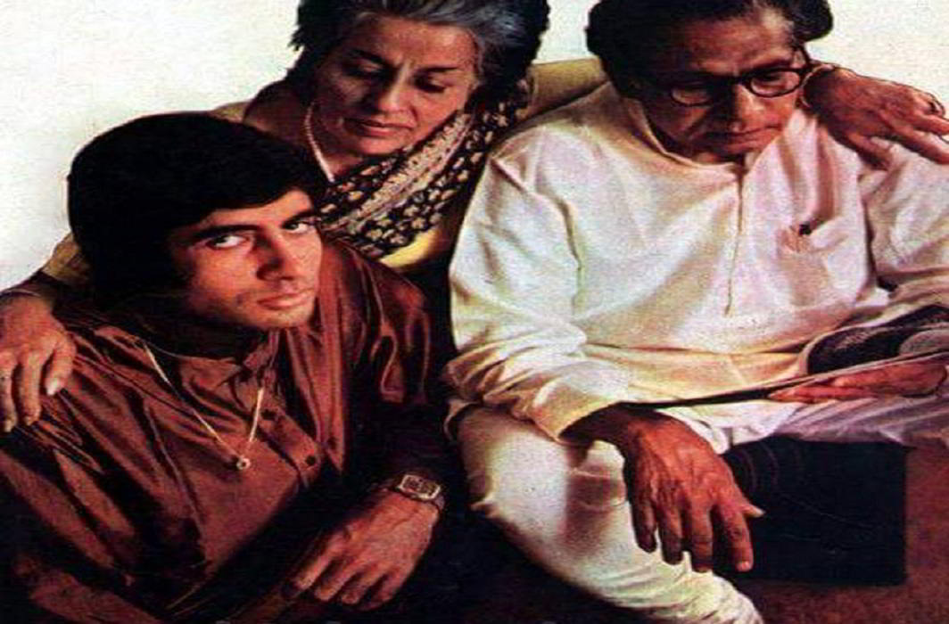 Today is the birthday of Harivansh Rai Bachchan