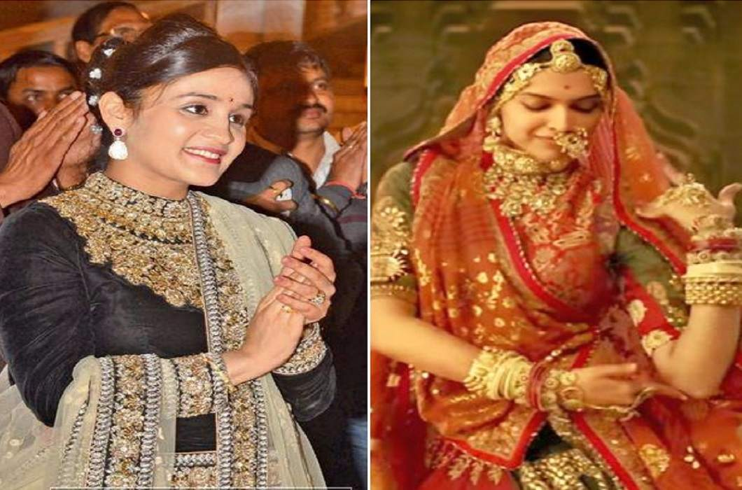 viral video: Mulayam's daughter-in-law Aparna Yadav dance on Padmavati's song 'Ghumar'