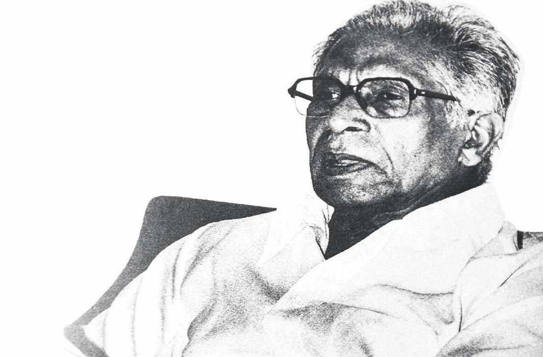Today is the birthday of Harivansh Rai Bachchan