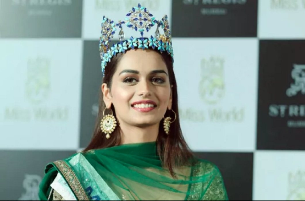 Miss World Manushi Chillar opens her mysterious taks
