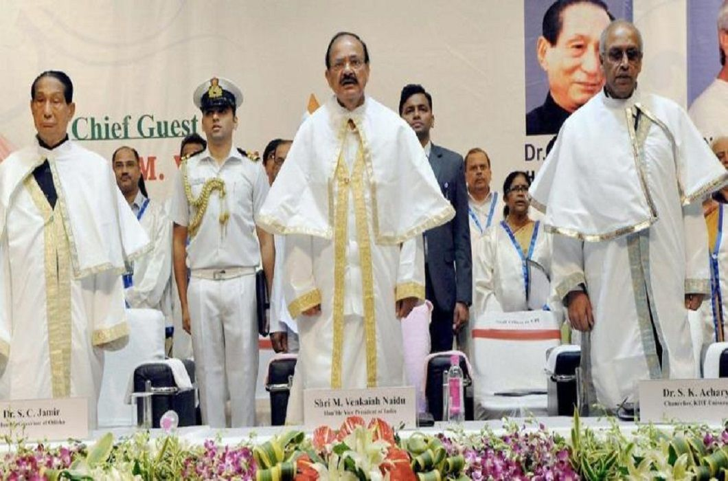 Google can be important, but cannot take the place of a teacher said Venkaiah Naidu - 1