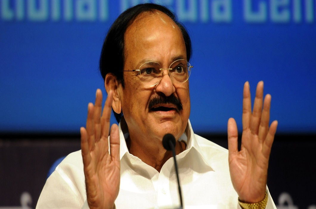 Google can be important, but cannot take the place of a teacher said Venkaiah Naidu
