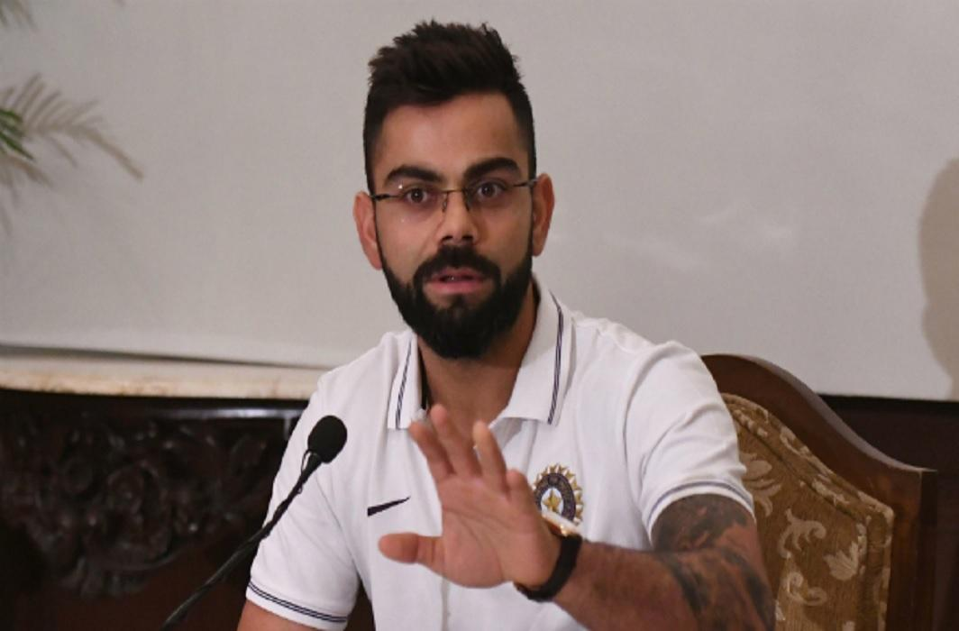 Virat Kohli said I am not a robot and If you cut me than blood will come out