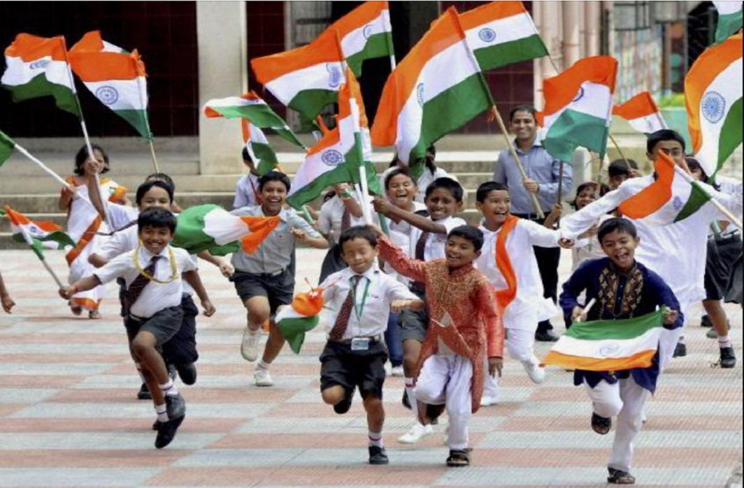 day will be start with the national anthem,'Rajasthan government' made national anthem mandatory in hostels