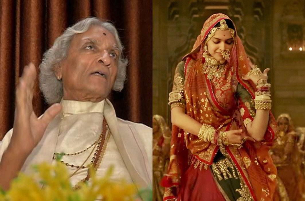 growing in protest of film Padmavati