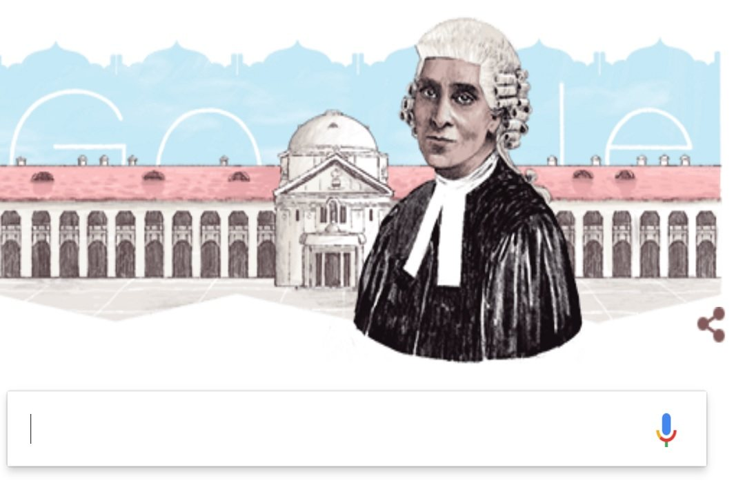 Google gave tribute to the country's first woman barrister, know who she was ...