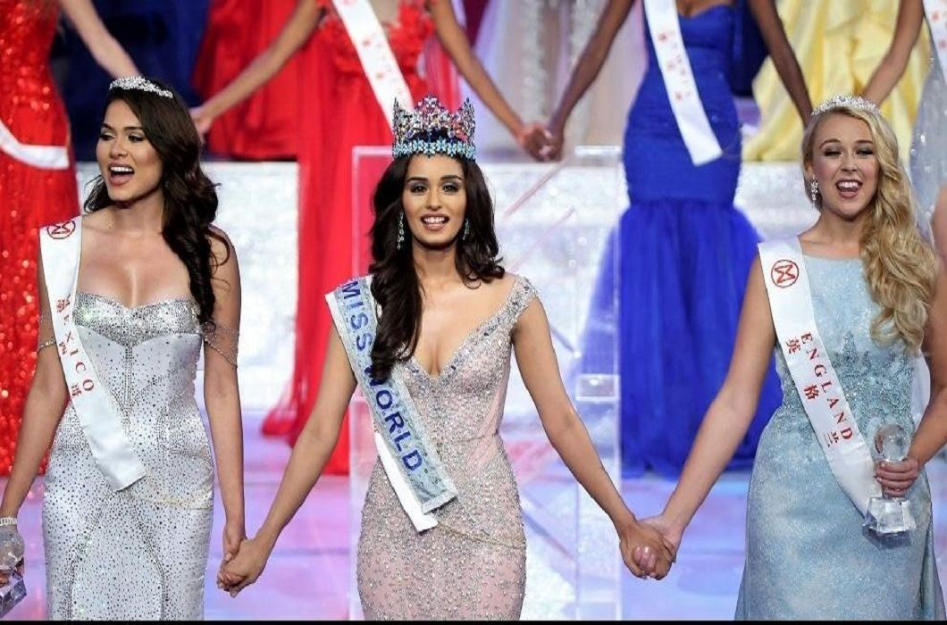 Manushi Chillar brought India to the crown of Miss World