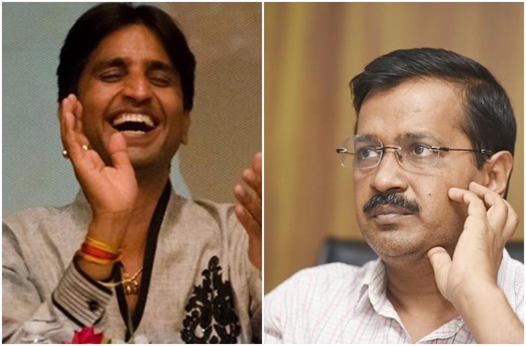 Kumar Vishwas & Arvind Kejriwal