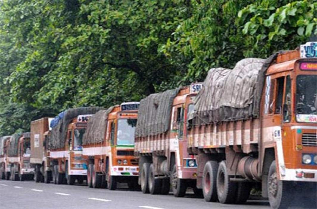 truck drivers happy by government's decisions due to AC mandatory in the cabin of trucks from the new year
