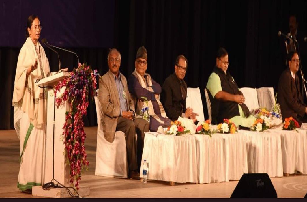Mamata Banerjee accused Modi government of tampering history