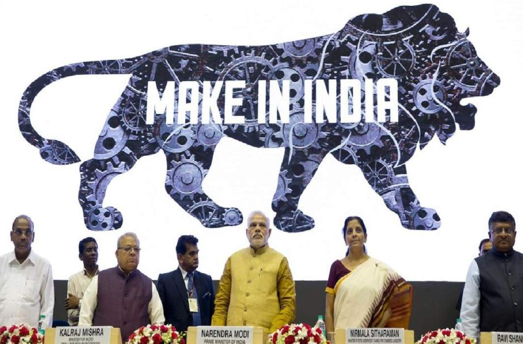 Make in India- Fast growth in electronic equipment production