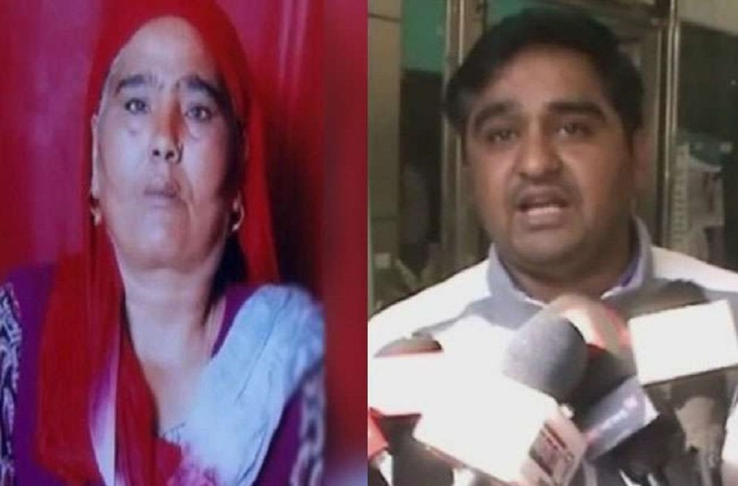 widow of Martyr Died and hospital demanded for aadhar card